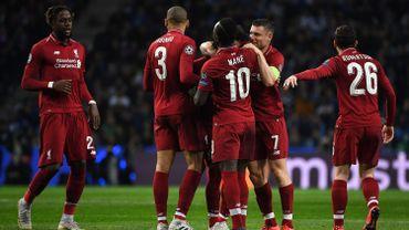 Les Reds qualifiés