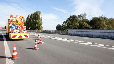 "E42 vers la France : fermeture pendant 5 jours de la sortie n°35 ""Blandain/Hertain"""