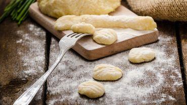 """Les gnocchis """"della casa"""" (recette facile et savoureuse)"""