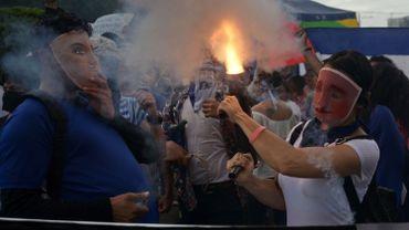 Nouvelles manifestations au Nicaragua: quatre policiers et un manifestant tués