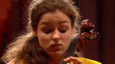 Anastasia Kobekina, demi-finaliste