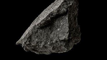 Une météorite rare tombée en Angleterre pourrait contenir des informations sur la formation de la vie