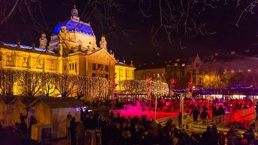 Zagreb, la capitale croate est la destination européenne à découvrir cette année