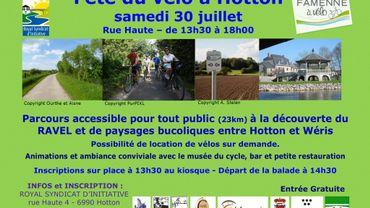 Hotton fête le vélo
