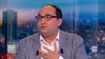 """Pour Ahmed Laaouej, Theo Francken """"bascule vers l'extrême droite"""""""