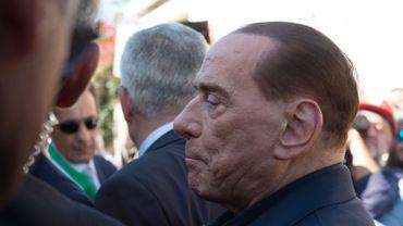 """Le """"Cavaliere"""" est accusé d'avoir corrompu plusieurs témoins dans le cadre de son procès pour incitation à la prostitution de mineure en 2013."""