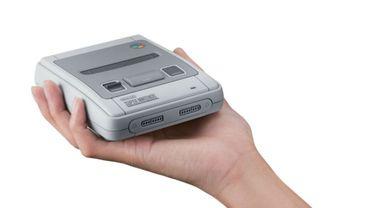 Nintendo SNES Classic Mini, l'édition européenne de la petite console