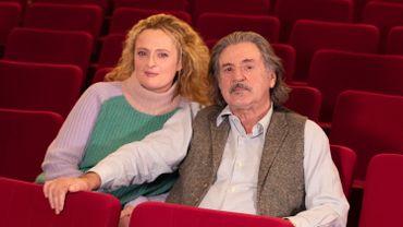 """Daniel Auteuil et sa fille Aurore Auteuil monteront pour la première fois sur scène dans """"Le Malade imaginaire"""""""