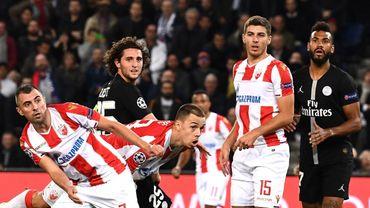 Enquête des autorités françaises autour du 6-1 entre le PSG et l'Etoile Rouge de Belgrade
