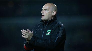 Dennis Van Wijk nouvel entraîneur de Deinze