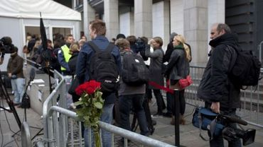 Plus de 800 journalistes assistent au procès d'Anders Breivik