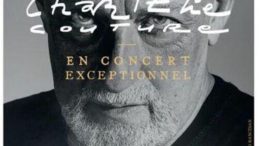 CharlÉlie Couture donne actuellement plusieurs concerts avant la sortie de son nouvel album à la rentrée