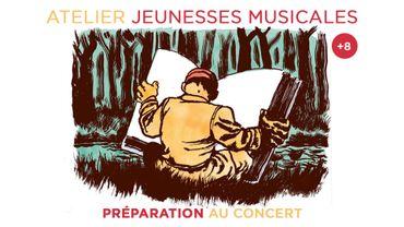 Atelier Jeunesses Musicales - L'histoire du Soldat, Préparation au spectacle (8+) (Foyer 3)