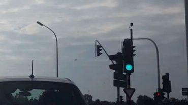 OVNI dans la région de Gand : un appel à témoins à été lancé