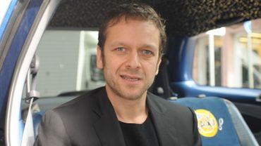 Jonathan Zaccaï dans Hep Taxi !