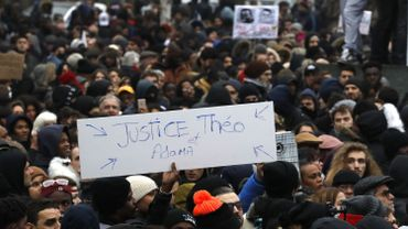 France: un ami de Théo aurait lui aussi été violenté par le même policier
