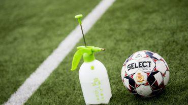 L'Association des clubs francophones de football (ACFF) espère pouvoir débuter ses compétitions à l'occasion du premier weekend de septembre (5-6).