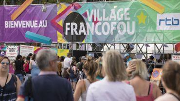 Plusieurs améliorations pour l'édition 2019 des Francofolies de Spa