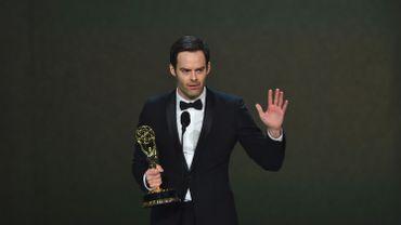 """Bill Hader a remporté l'Emmy Award du meilleur acteur dans une comédie pour son rôle dans """"Barry"""" sur HBO"""