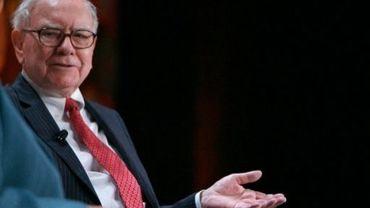 Le milliardaire américain Warren Buffett, le 5 octobre 2010 à Washington