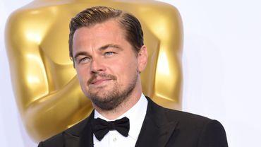 """La victoire tant attendue de Leonardo DiCaprio, qui a remporté le trophée du meilleur acteur pour sa prestation dans """"The Revenant"""", a généré plus de 440.000 tweets par minute"""