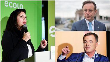 Bart De Wever champion à Anvers, percée d'Ecolo en Région bruxelloise: le point région par région