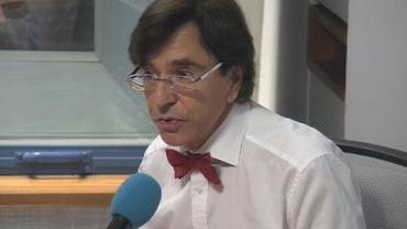"""Elio Di Rupo (PS): """"Je souhaiterai bon vent à Charles Michel mais..."""""""
