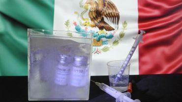 Coronavirus: le Mexique signe un accord avec Pfizer pour acquérir 34millions de doses de vaccins
