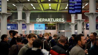 Coronavirus: Eurostar supprime plusieurs trains prévus entre le 21 et le 26 mars