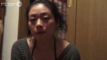 """Pour Ekio, un des personnages de la série webdocumentaires, """"l'argent perdu est remplaçable, pas le futur de ma fille"""""""