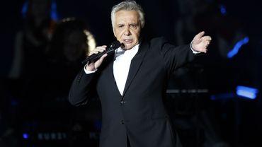 Le chanteur de 70 ans souhaite désormais se consacrer au théâtre.