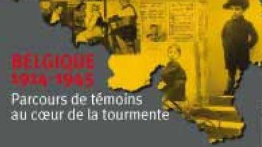 Histoire et témoignages se mêlent au Musée de l'Amée lors de l'expo Belgique 1914-1945