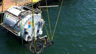 Microsoft veut lancer des datacenters sous-marins