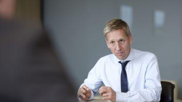 "Nethys: ""Vendre les titres de presse"" mais pas Win ni Elicio, affirme le CEO ad interim"