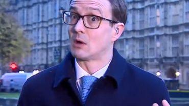 Un journaliste de la BBC reconnaît en direct ne rien comprendre au Brexit