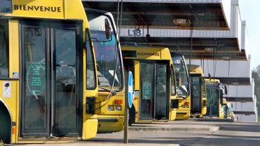 Grève sauvage au TEC Liège-Verviers, les bus restent au dépôt de Jemeppe