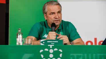 Storck veut insuffler un esprit d'équipe au CS Bruges