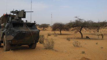 Mali: un Casque bleu tué et quatre blessés par l'explosion d'une mine