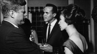 Soirée de gala d'investiture de John Fitzgerald Kennedy