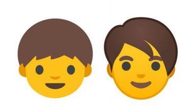 Trop moches les émoticônes de Google? Ca va changer