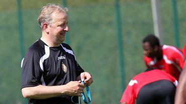 Qui est José Jeunechamps, le coach intérimaire du Standard ?