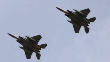 L'Arabie saoudite a renouvelé sa participation aux frappes anti-EI