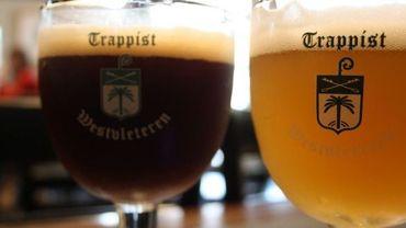 Deux verres de Westvleteren