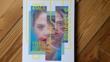 Guide culturel Bruxelles 2021, par la Fondation pour les Arts