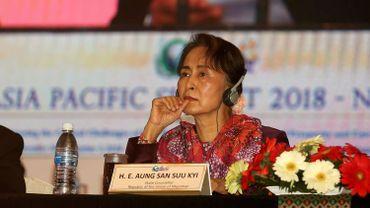 Birmanie: Suu Kyi appelle à investir dans l'Etat d'Arakan, région des Rohingyas