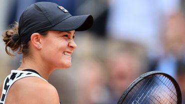 Ashleigh Barty peut gagner Roland Garros après avoir arrêté le tennis, il y a cinq ans
