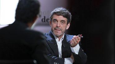 """Philippe Lefait sur le plateau """"Des mots de minuit"""", de retour sur Internet"""