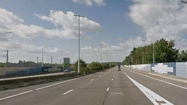 L'accident s'est produit sur la E40 à hauteur de Lincent (photo d'illustration)