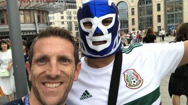 Carillo, supporter mexicain: « Nous allons vaincre la malédiction du 5ème match »