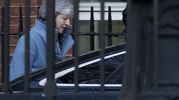 Ce jeudi, Theresa May quitte le 10 Downing Street.
